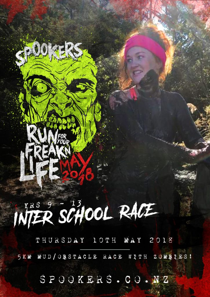 Interschool race. 10th May 2018